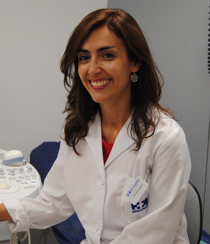 Dra. Sara Arnedo Villareal