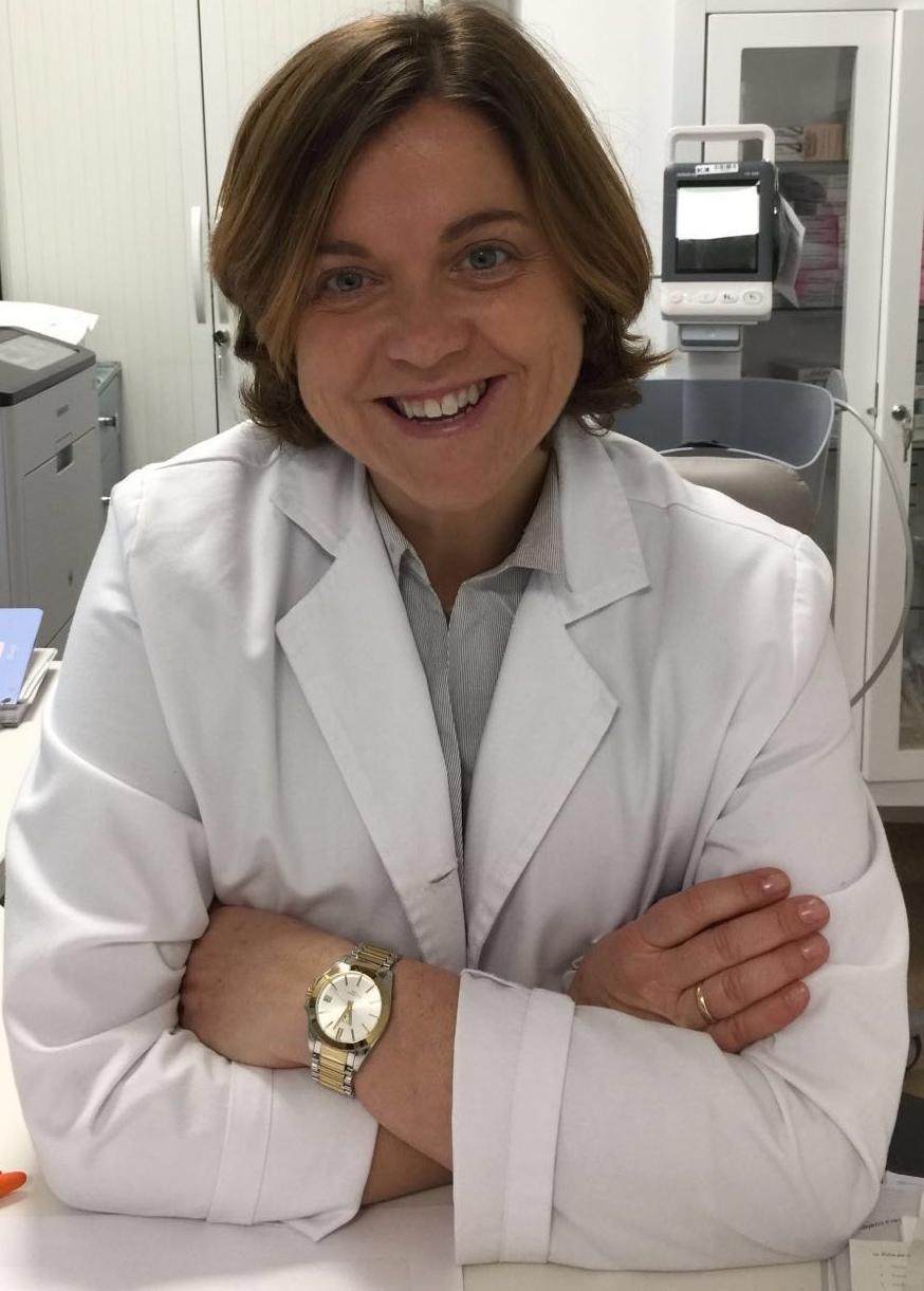 Dra. María José Galán Ugartemendia
