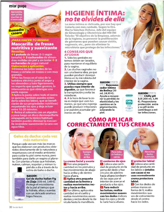 prensa de reproducción asistida - Revista Así de fácil