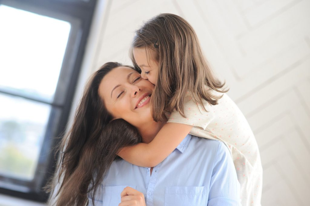 reproduccion asistida en Toledo - madre mayor